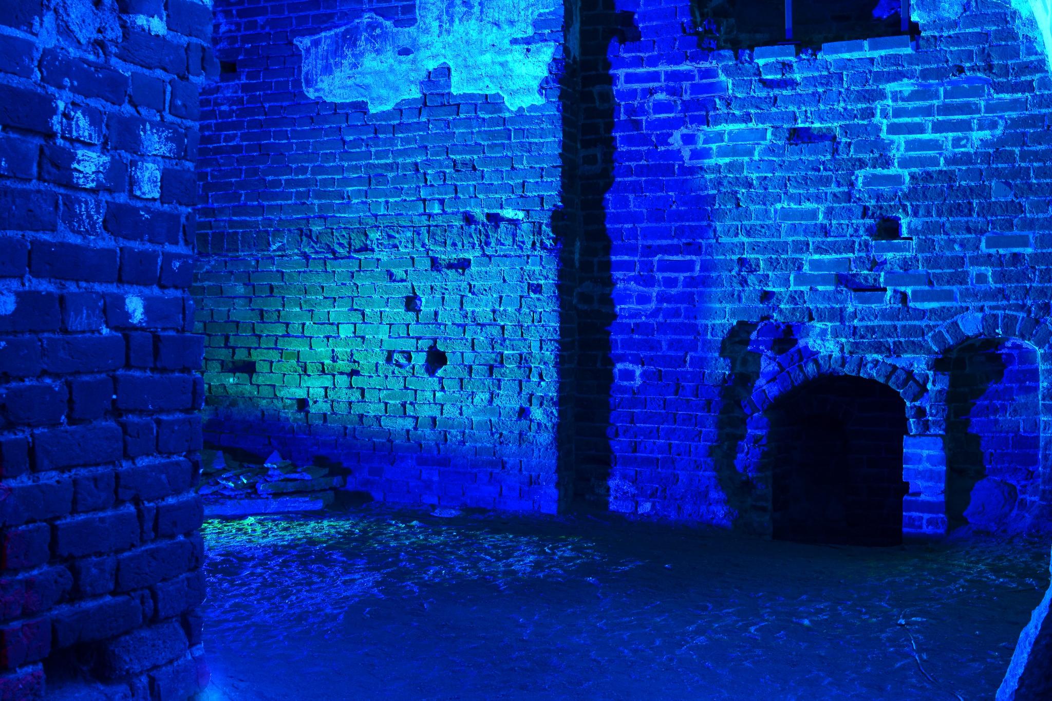 lighting lights wallpaper blue