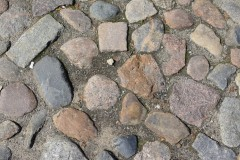 Old town's streets streets stones tartu